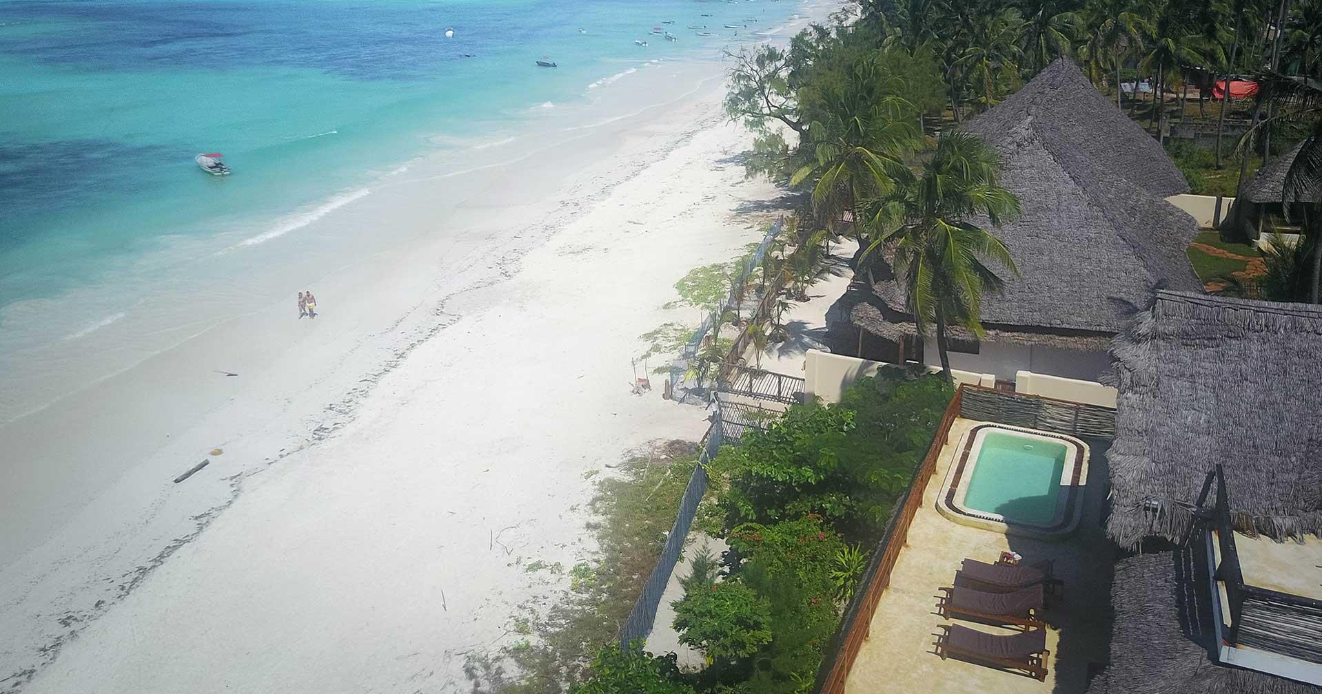 Palafitta Hotel Zanzibar